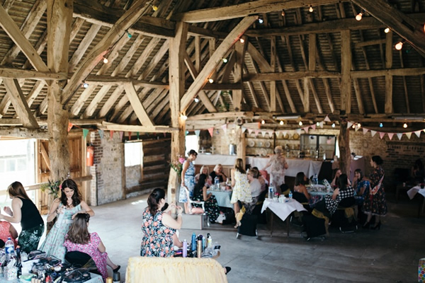 Chapel Barn marquee for weddings and parties