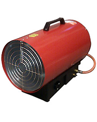 Heater for marquee hire